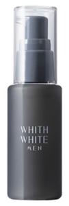 WHITH WHITE MENの美容液