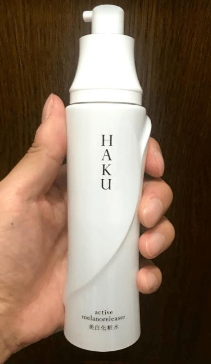 hakuの美白化粧水